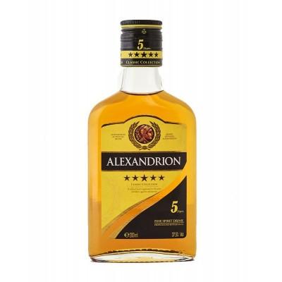 ALEXANDRION 5* 0.20L