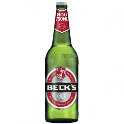 Bere Beck's la sticla 0.75l