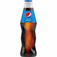 Bautura racoritoare Pepsi la sticla 0.33l