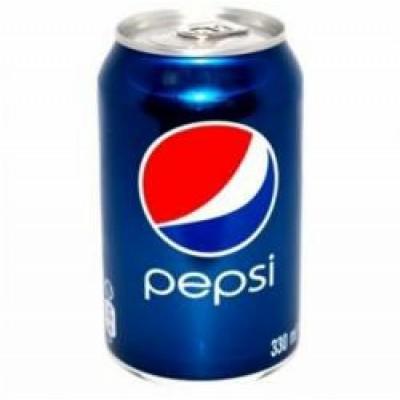 Bautura racoritoare Pepsi Cola la doza 0.33l