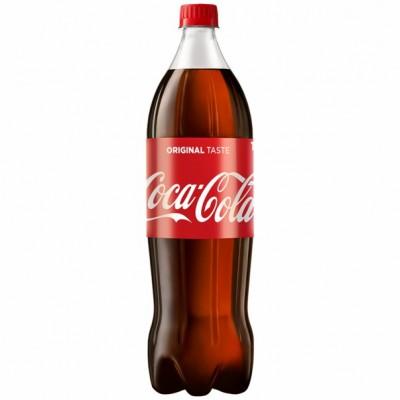 Bautura racoritoare Coca-Cola la pet 1.25l