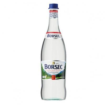 Apa minerala carbogazoasa Borsec la sticla 0.75l