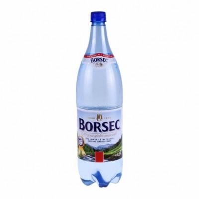 Apa minerala carbogazoasa Borsec la pet 1.5l