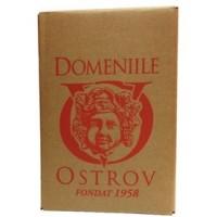 Domeniile Ostrov Rose Demidulce Bag In Box 20l