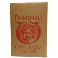 Domeniile Ostrov Rosu Sec Bag In Box 20l