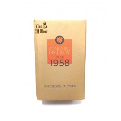 Domeniile Ostrov Cabernet Sauvignon Sec Bag In Box 10l